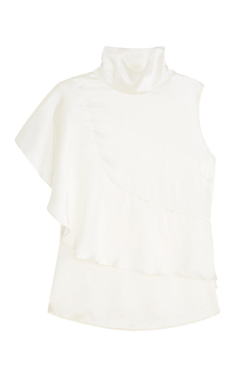 Шелковая блузка Avas