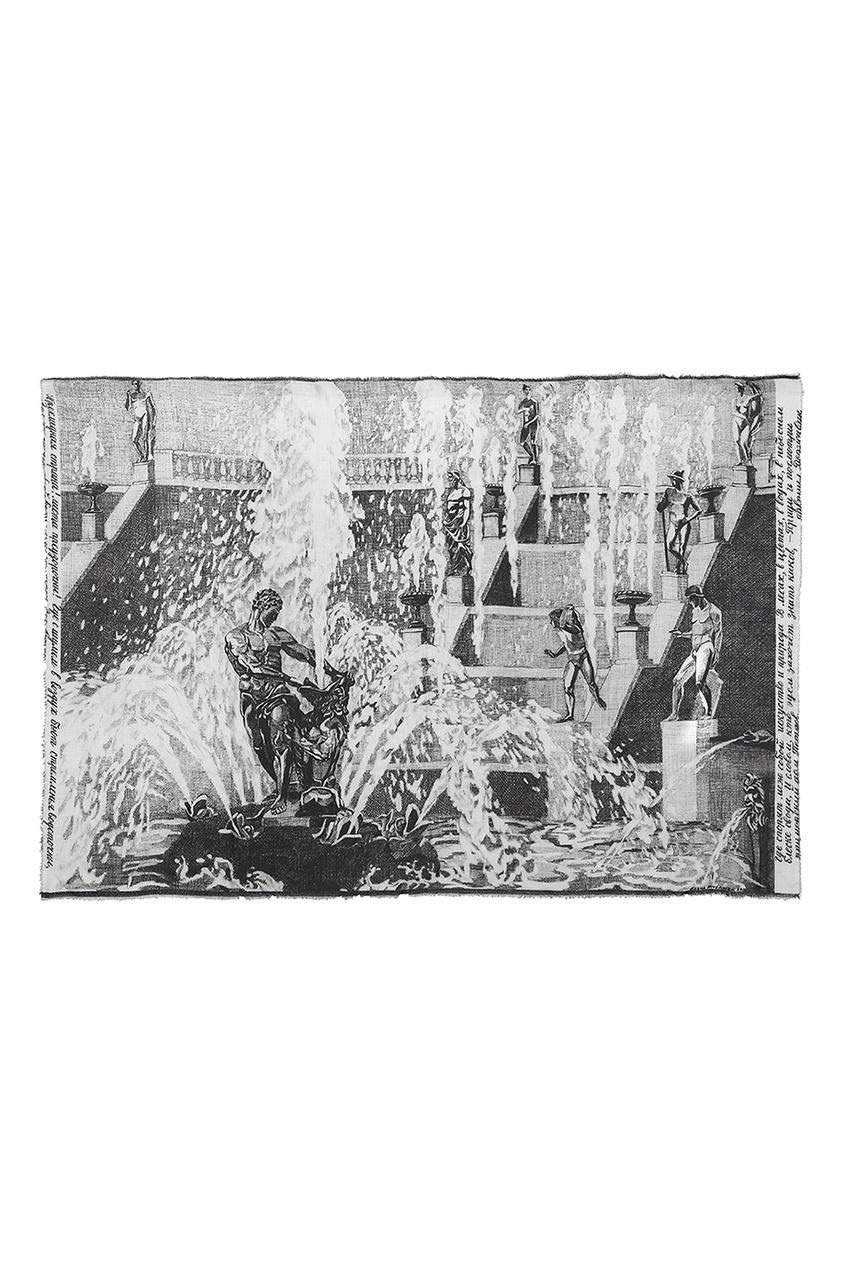 Gourji Кашемировая шаль «Самсон»
