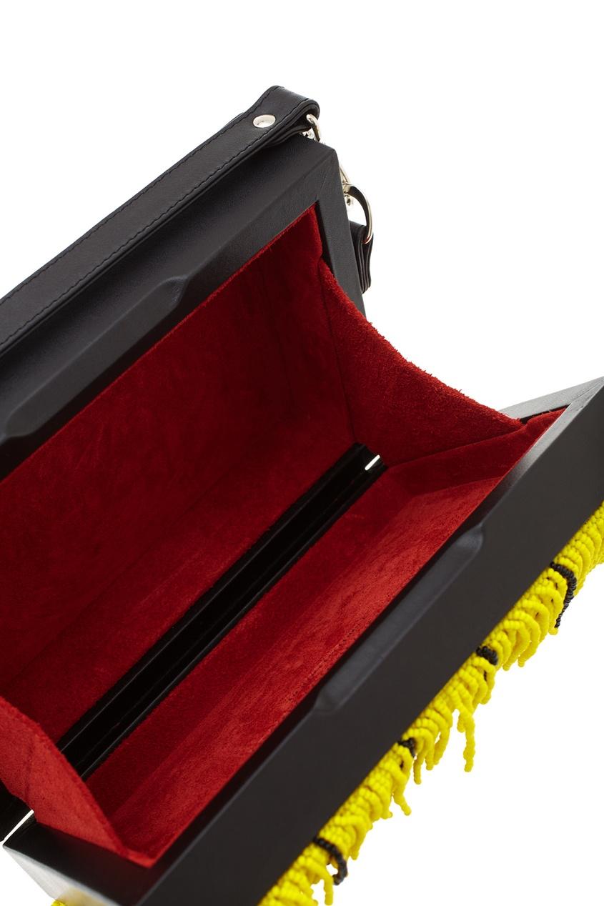 Кожаная сумка от AIZEL