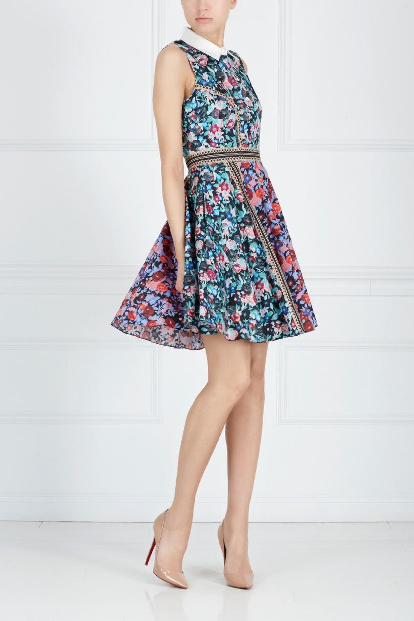 Хлопковое платье Lordew