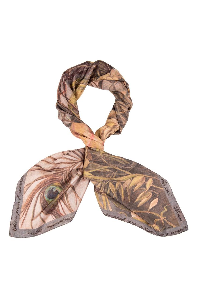 Шелковый платок «Брабантские кружева»