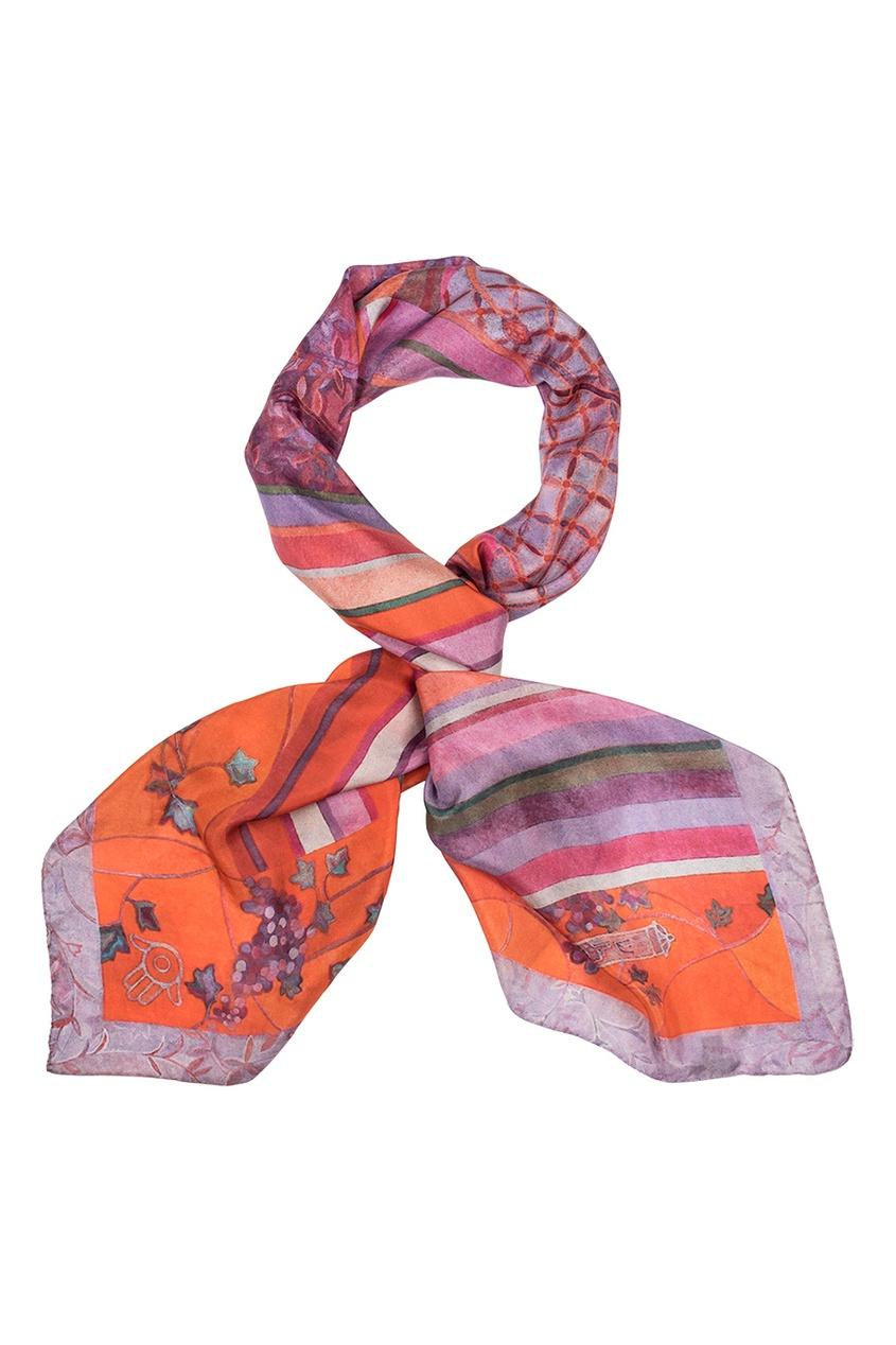 Шелковый платок «Сефарды»