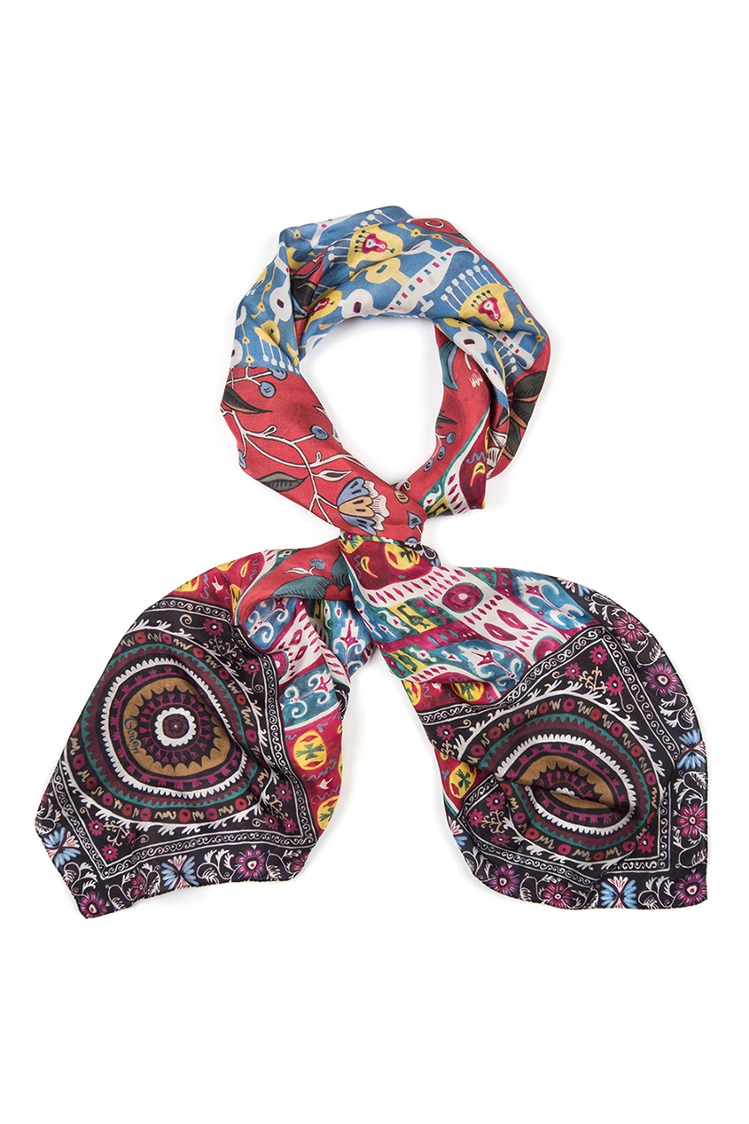 Шелковый платок «Сюзане»