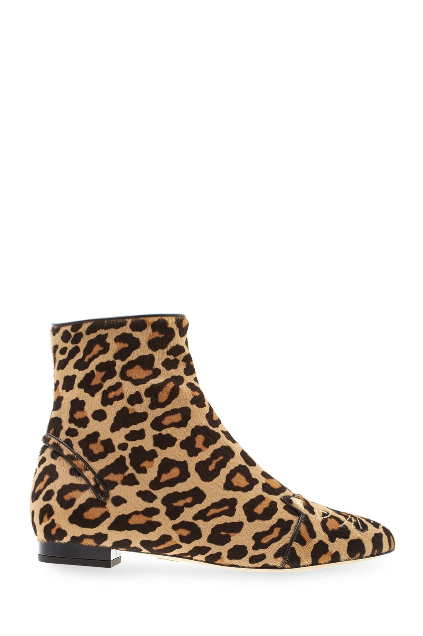 Charlotte Olympia Ботинки из меха пони Puss in Boots perrault c puss in boots pupil s book stage 2