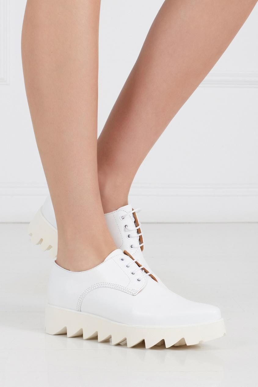 Кожаные ботинки Nina