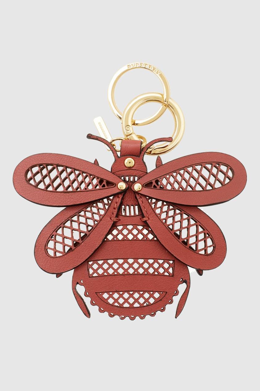 Кожаный брелок Bug 3D от AIZEL