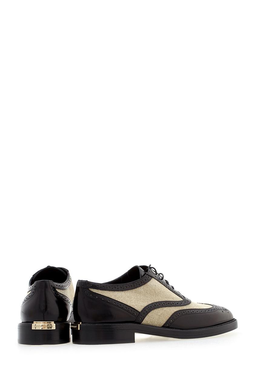 Кожаные ботинки Gennie