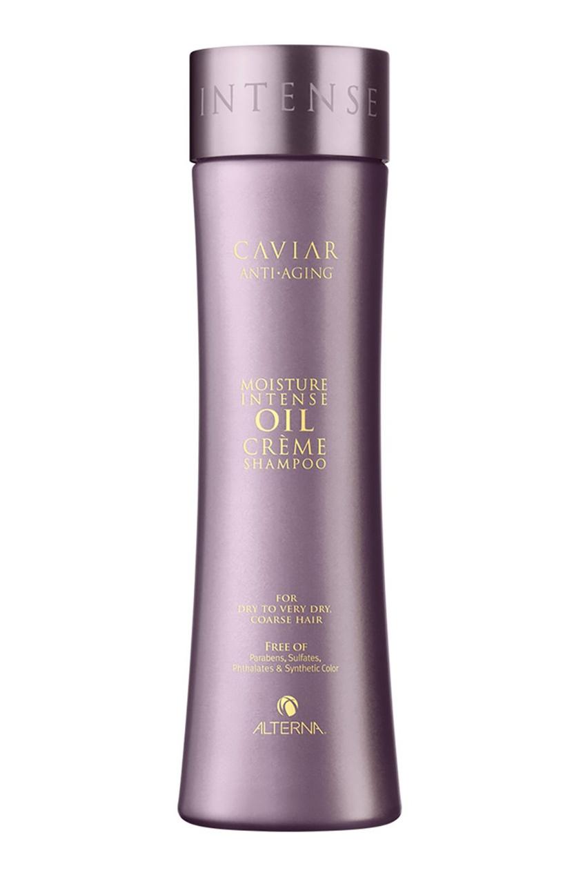 Интенсивно увлажняющий шампунь Caviar Moisture Intense Oil Creme 250ml