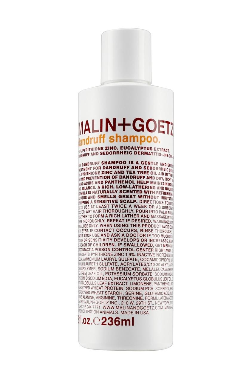 Malin+Goetz Шампунь против перхоти Dandruff Shampoo 236ml malin goetz гель для умывания grapefruit face cleanser 236ml