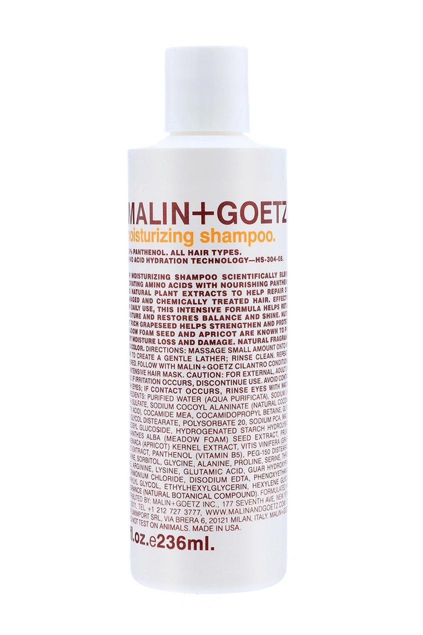 Malin+Goetz Шампунь для волос увлажняющий Moisturizing Shampoo 236ml malin goetz гель для умывания grapefruit face cleanser 236ml