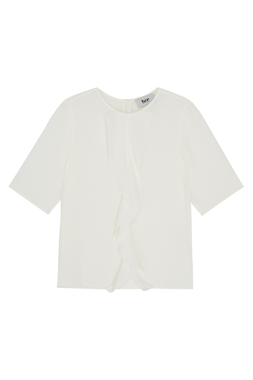 Однотонная блузка от AIZEL