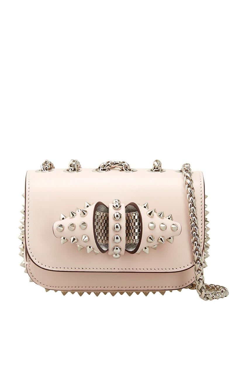 Кожаная сумка Sweety Charity