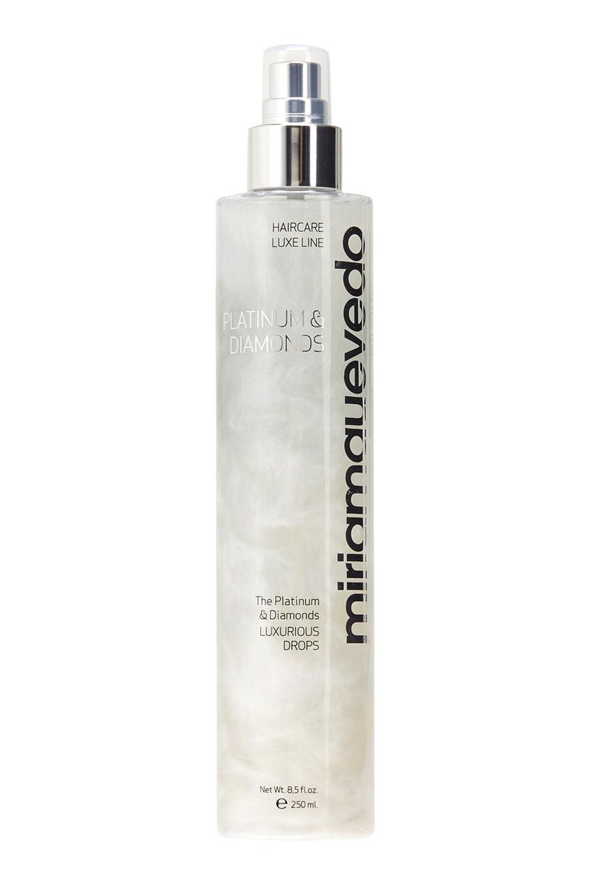Бриллиантовый спрей для волос Platinum&Diamonds Luxurious Drops 250ml