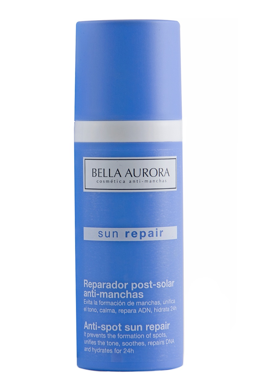 Bella Aurora Флюид для лица после загара Sun Repair 50ml bella aurora флюид для ровного цвета лица bio 10 spf 15 30ml
