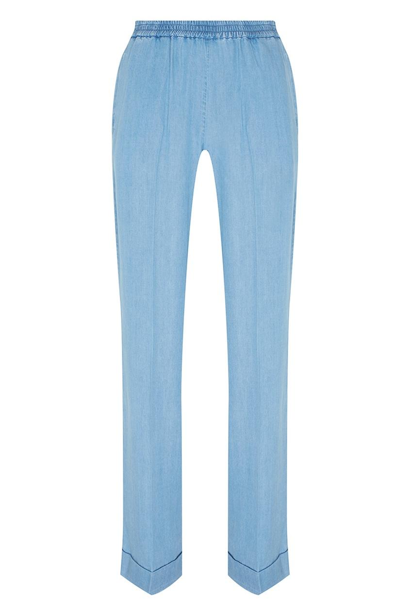 Michael Kors Collection Однотонные брюки