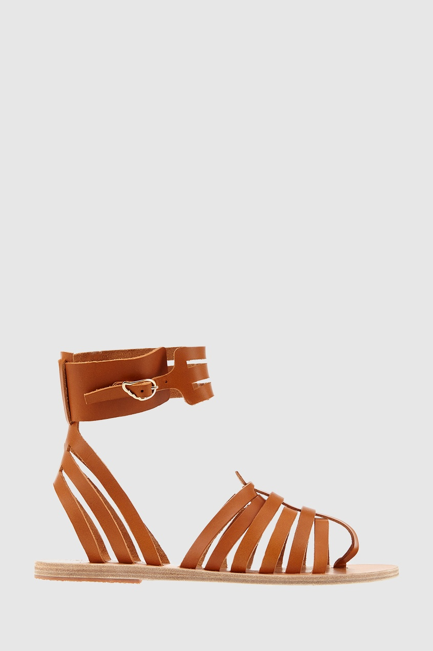 Кожаные сандалии Zaira