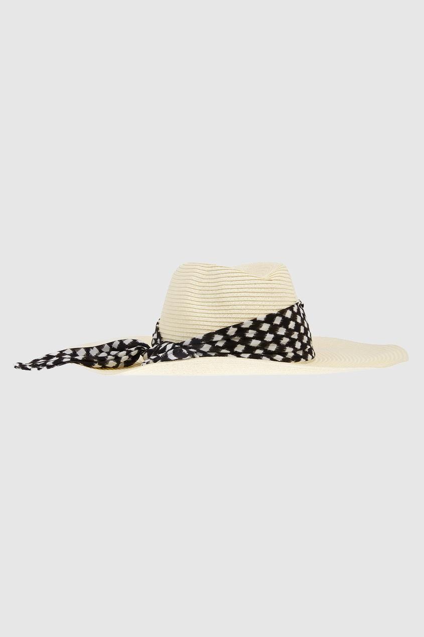 Соломенная шляпа Willa