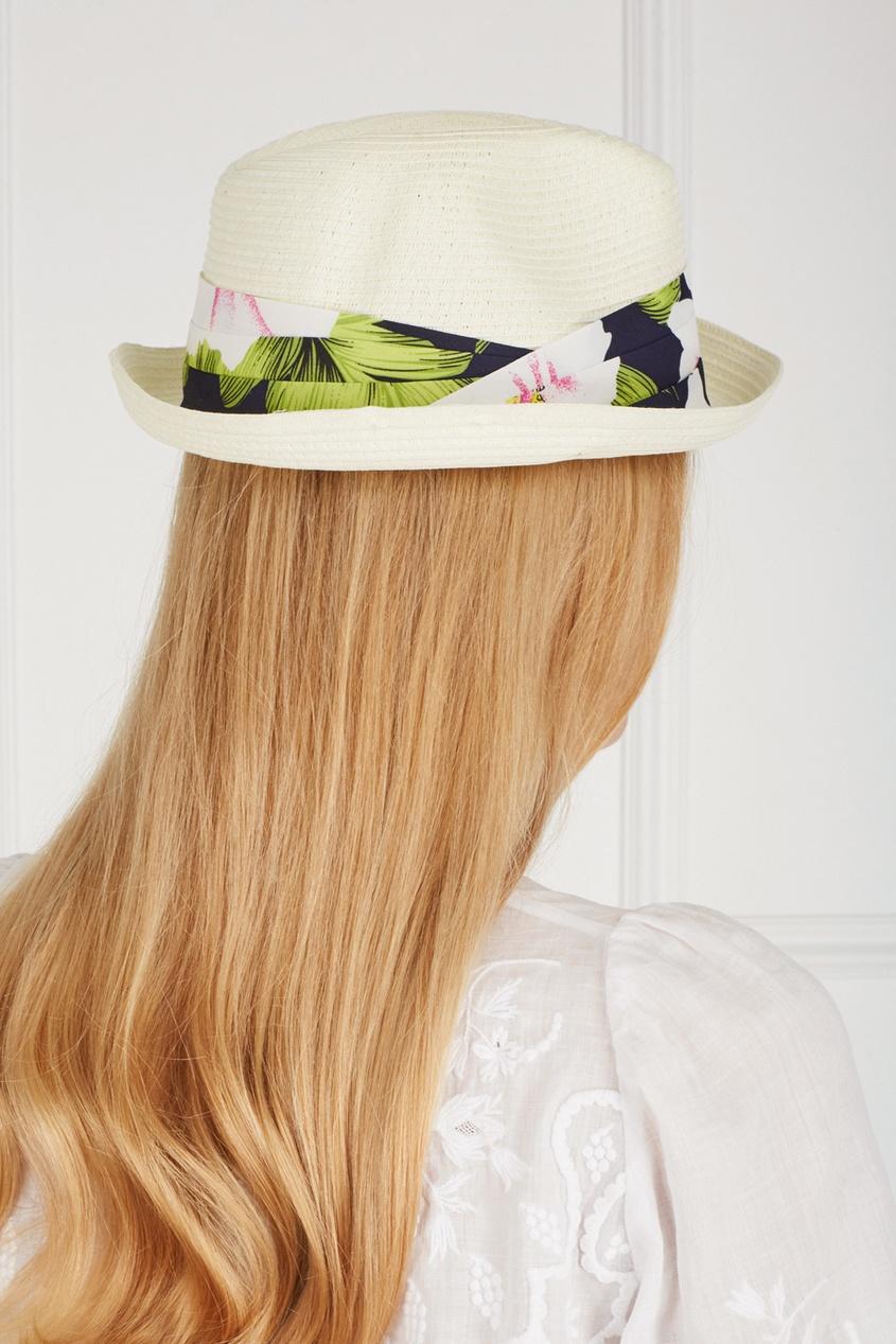 Соломенная шляпа Edie от AIZEL