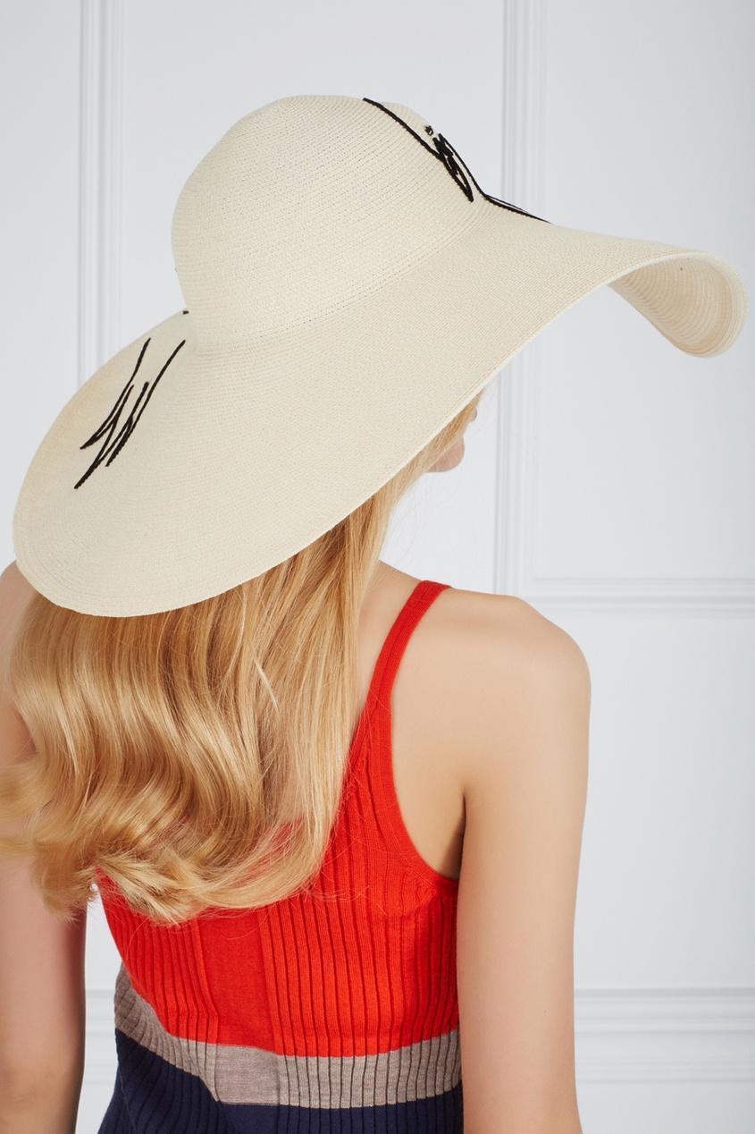 Соломенная шляпа Sunny от AIZEL