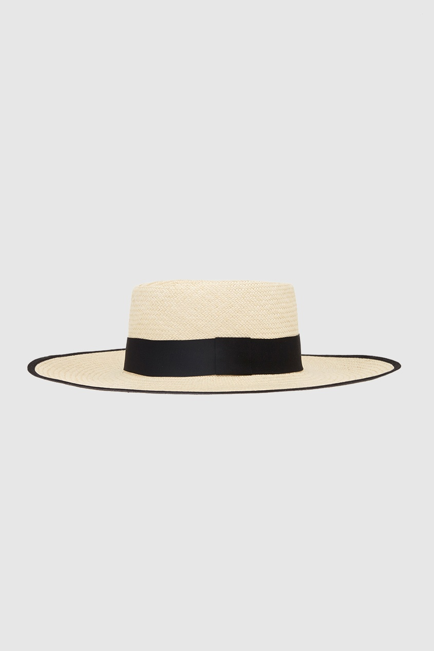 Соломенная шляпа Polo Natural