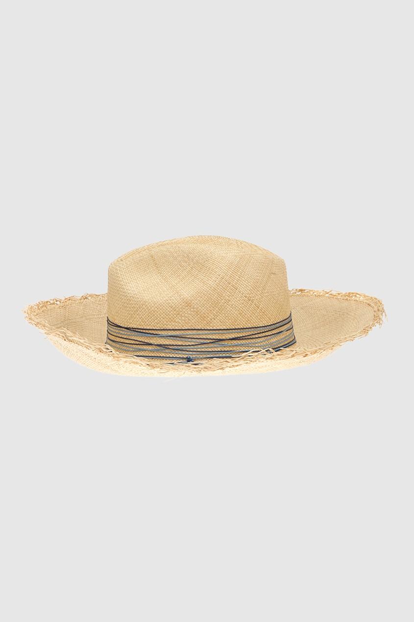 Соломенная шляпа Clasico Brisa Fringes