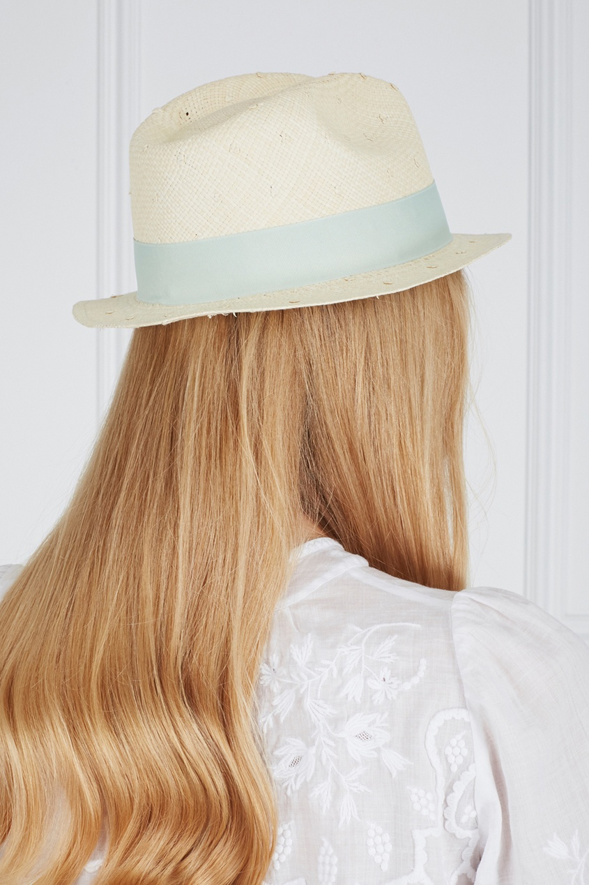 Соломенная шляпа Urbano Natural Knots от AIZEL