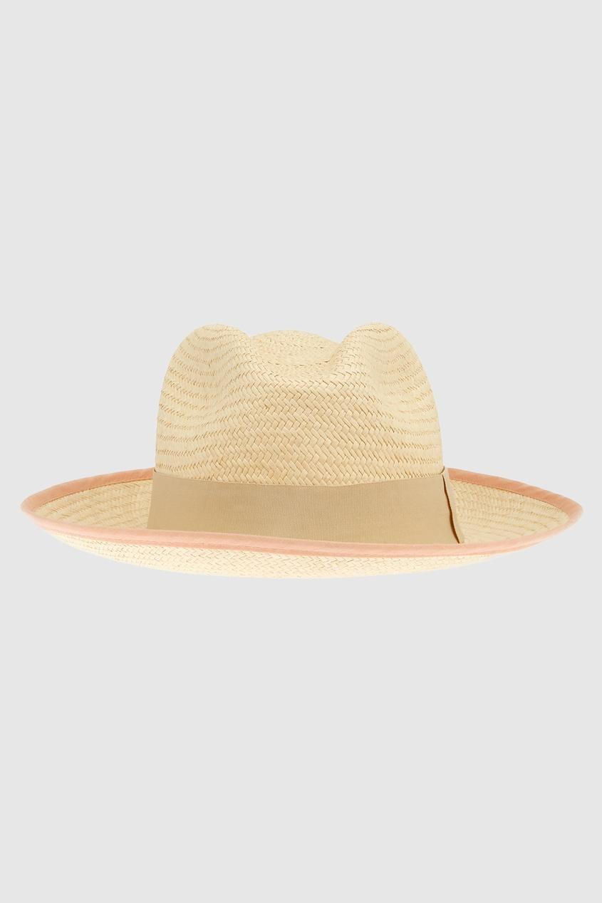 Соломенная шляпа Classico Natural