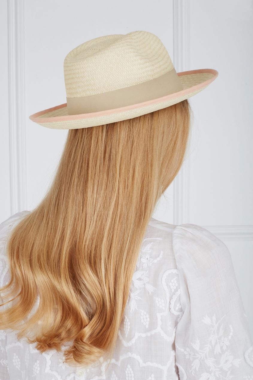 Соломенная шляпа Classico Natural от AIZEL