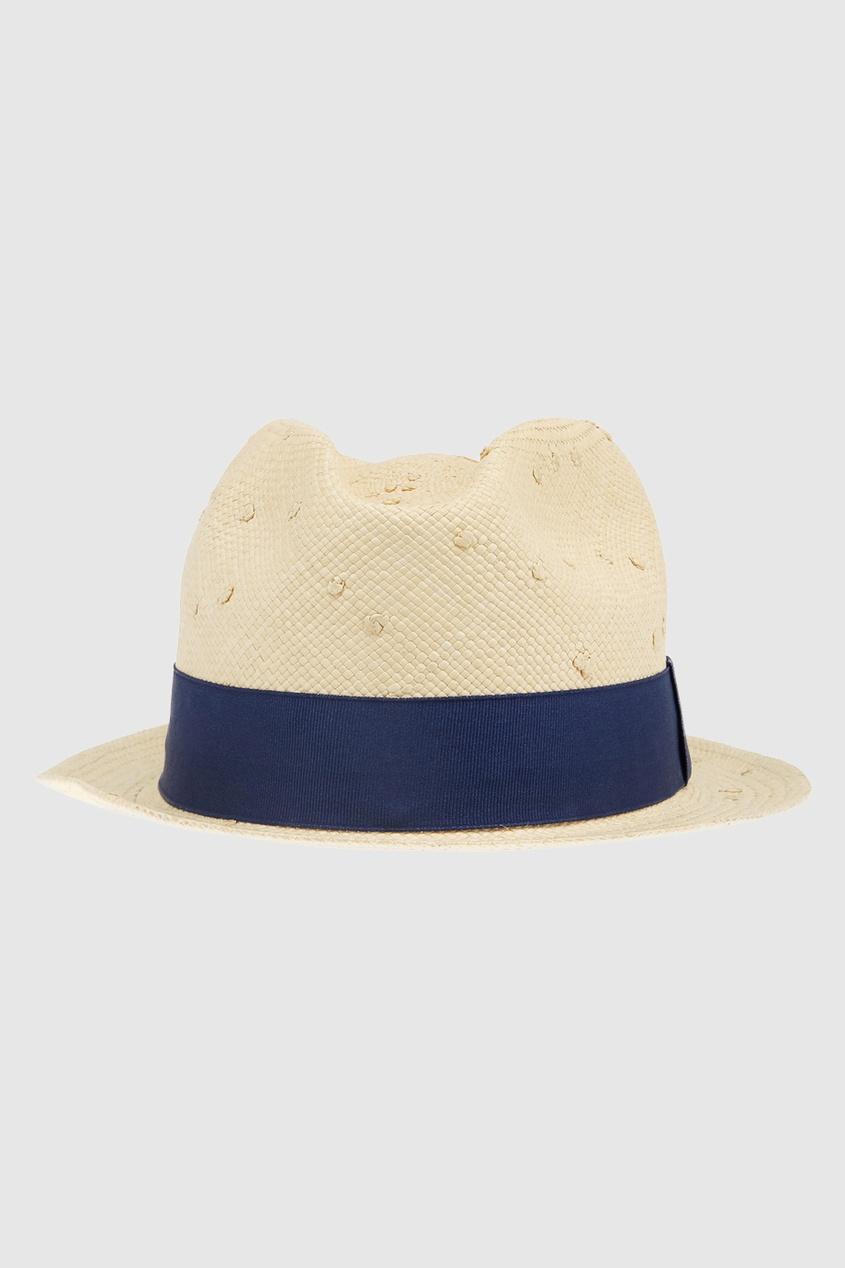 Соломенная шляпа Urbano Natural Knots