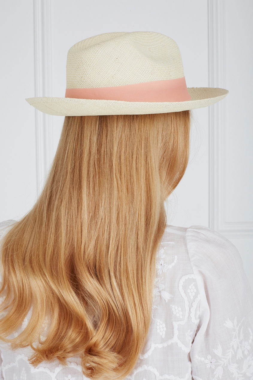 Соломенная шляпа Clasico Natural Knots от AIZEL