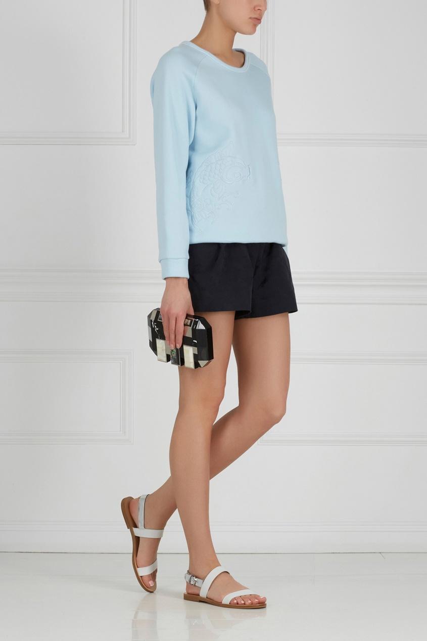 Daria Bardeeva Свитшот с вышивкой