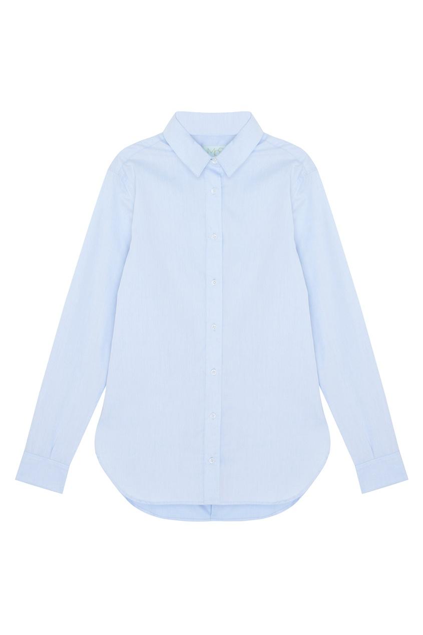 MoS Хлопковая рубашка mos рубашка