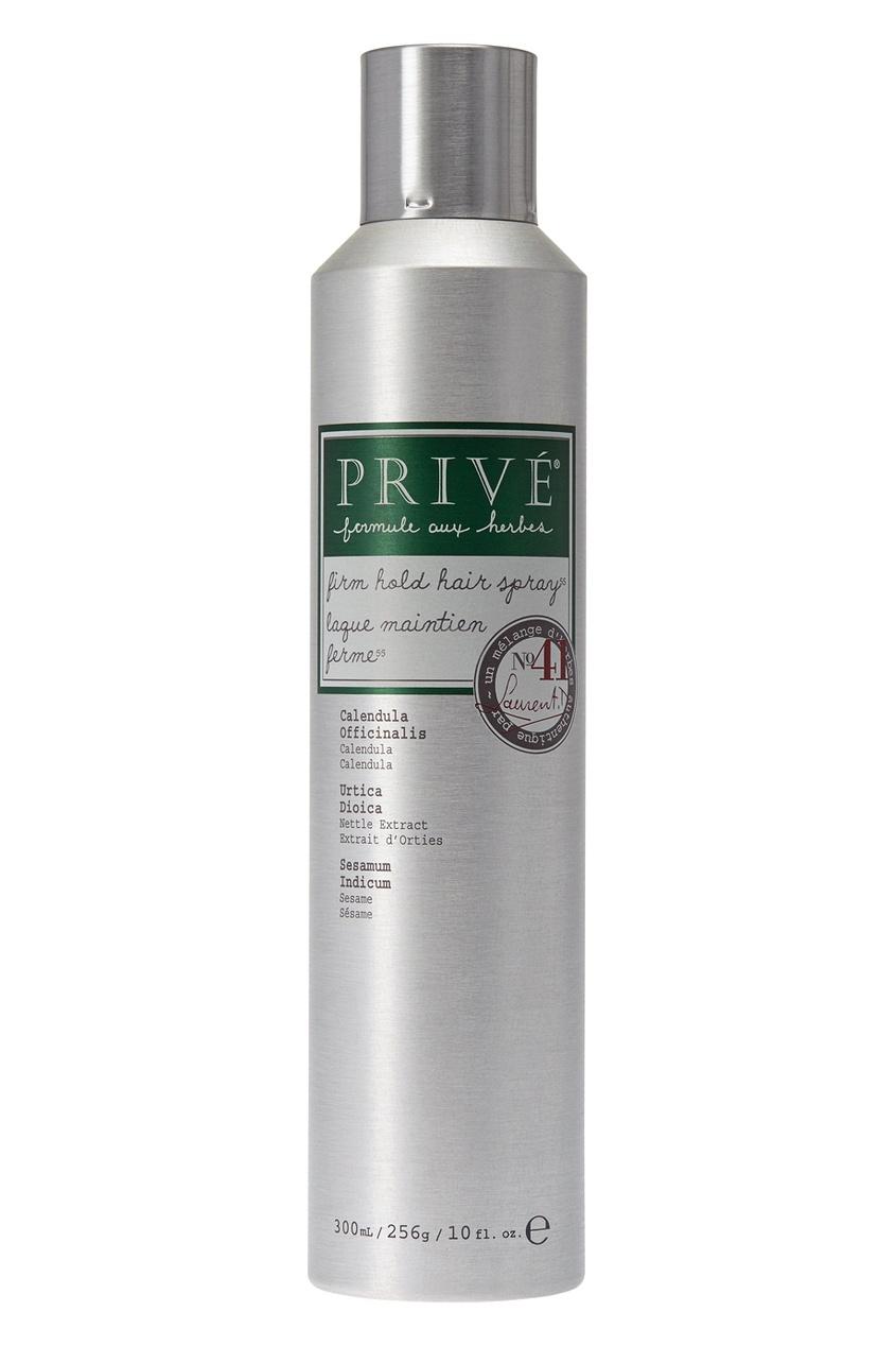 Privé Лак для волос сильной фиксации Firm Hold Hair Spray 300ml цена 2017