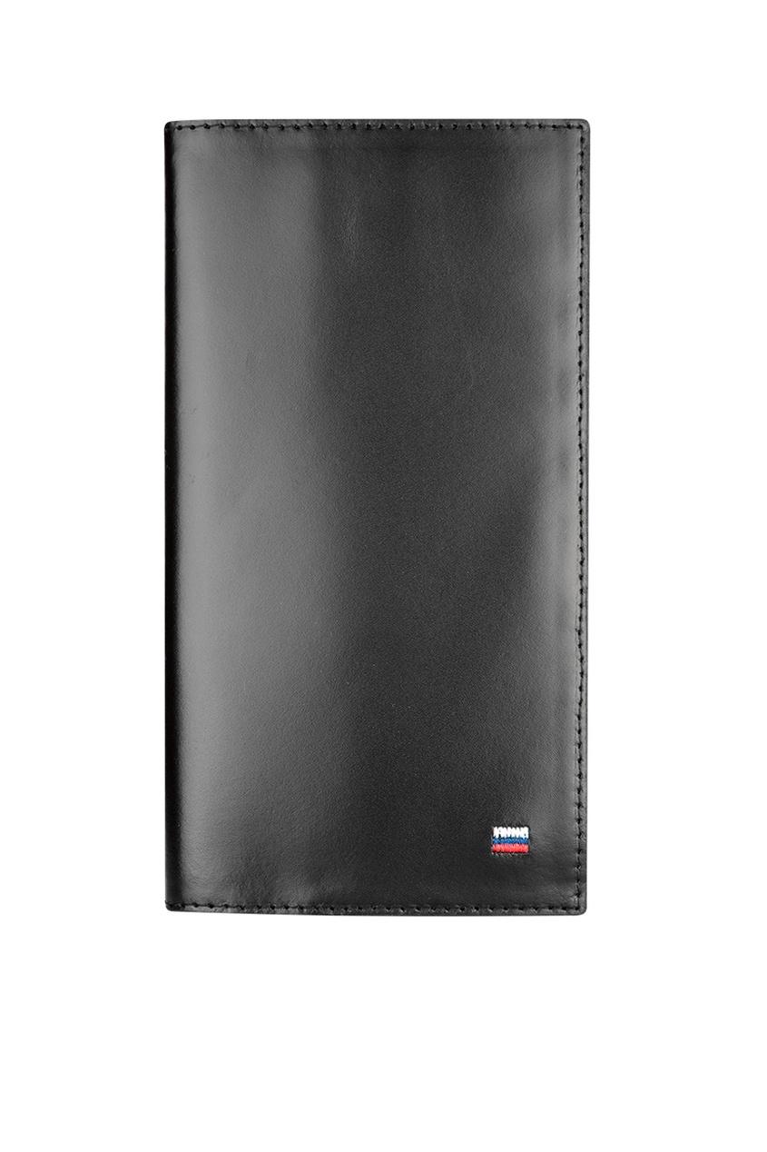 Gourji Кожаное портмоне «Флаг» портмоне мужское кожаное naijie nj605