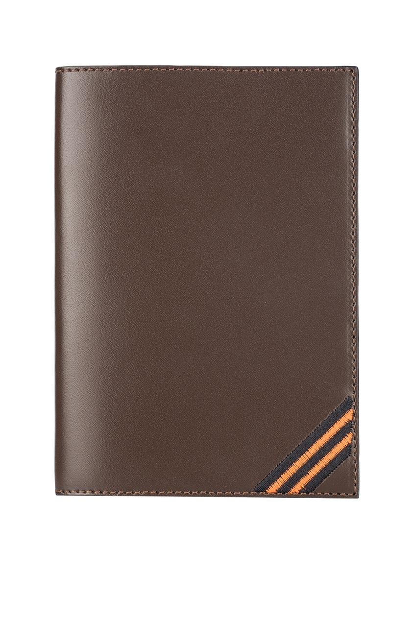 Gourji Кожаная обложка для паспорта