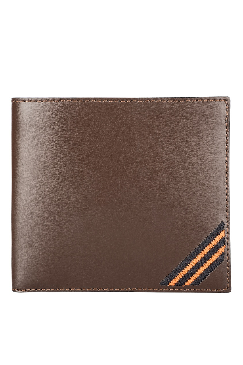 Gourji Кожаное портмоне портмоне мужское кожаное naijie nj605