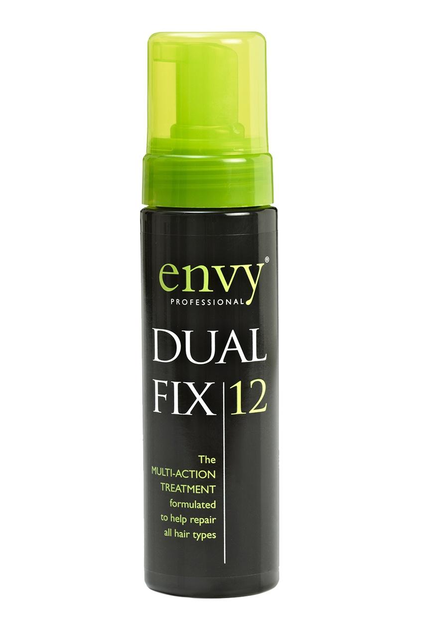 Восстанавливающий мусс-уход для волос Dual Fix 12, 200ml
