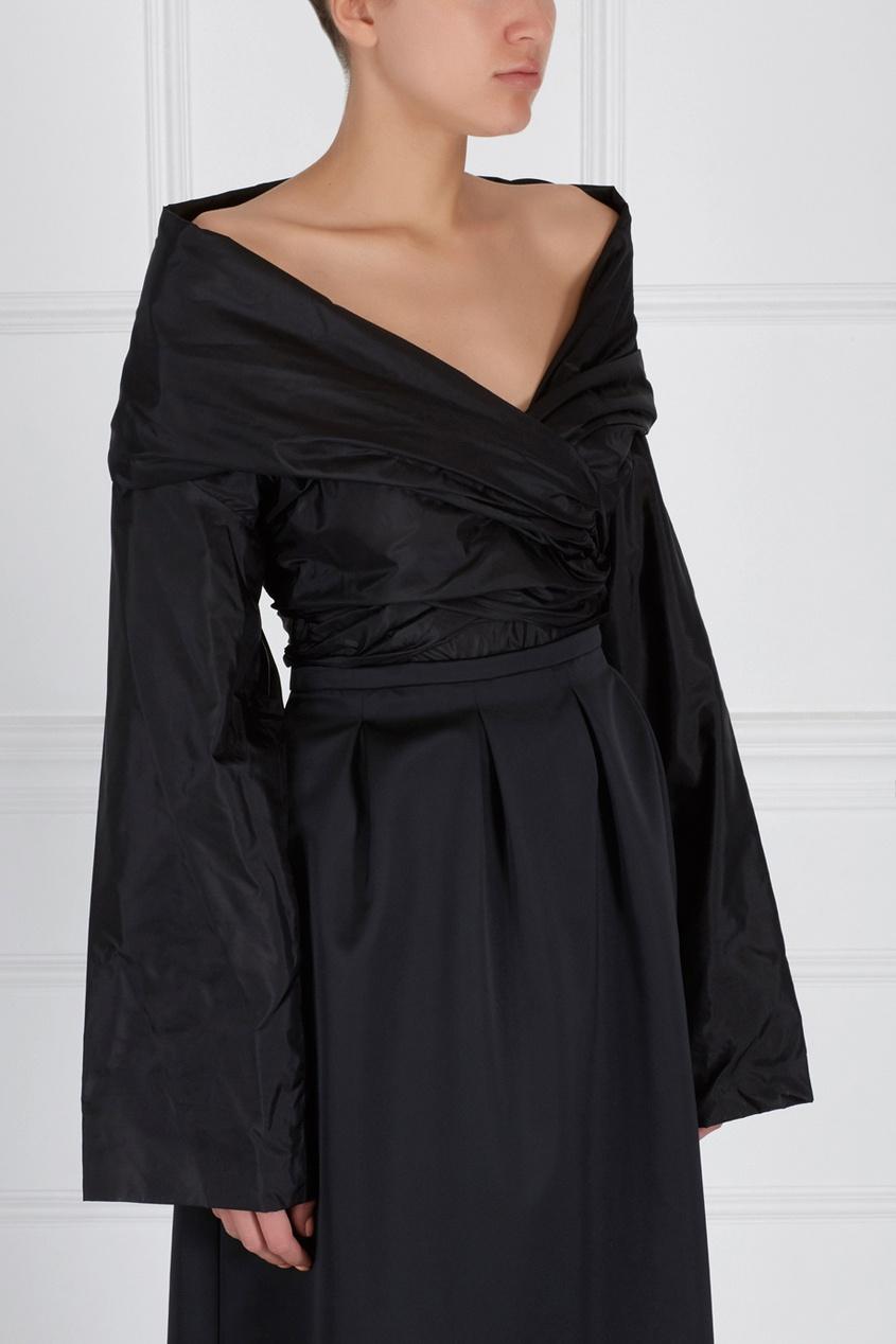Шелковая блузка Kel