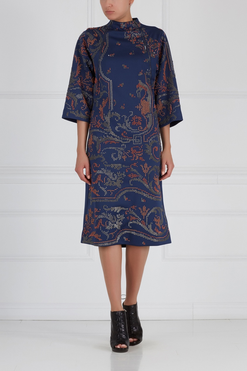 Платье с вышивкой Marsella