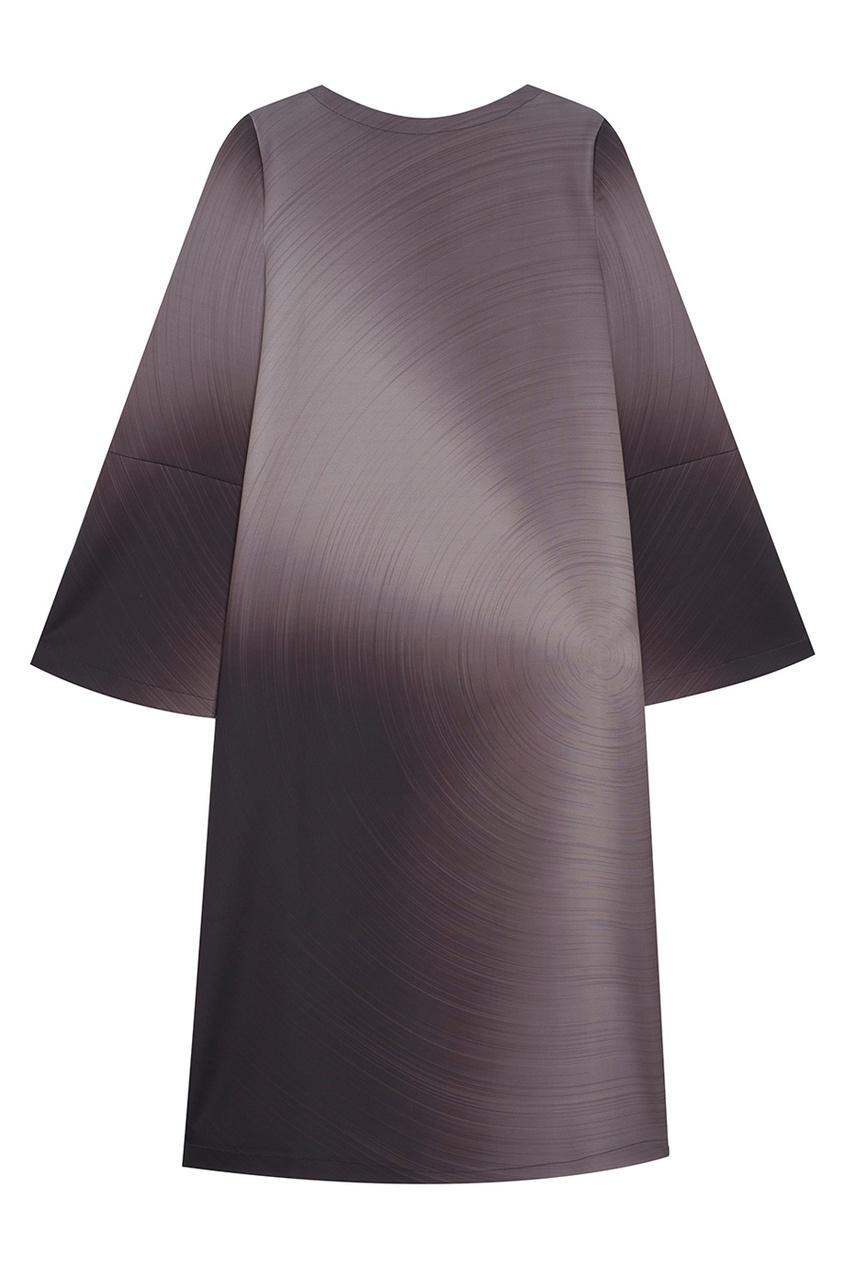 Платье с принтом Edison