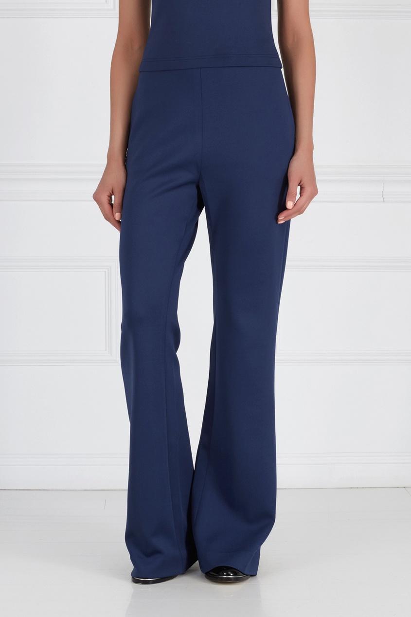 Однотонные брюки Sohaya