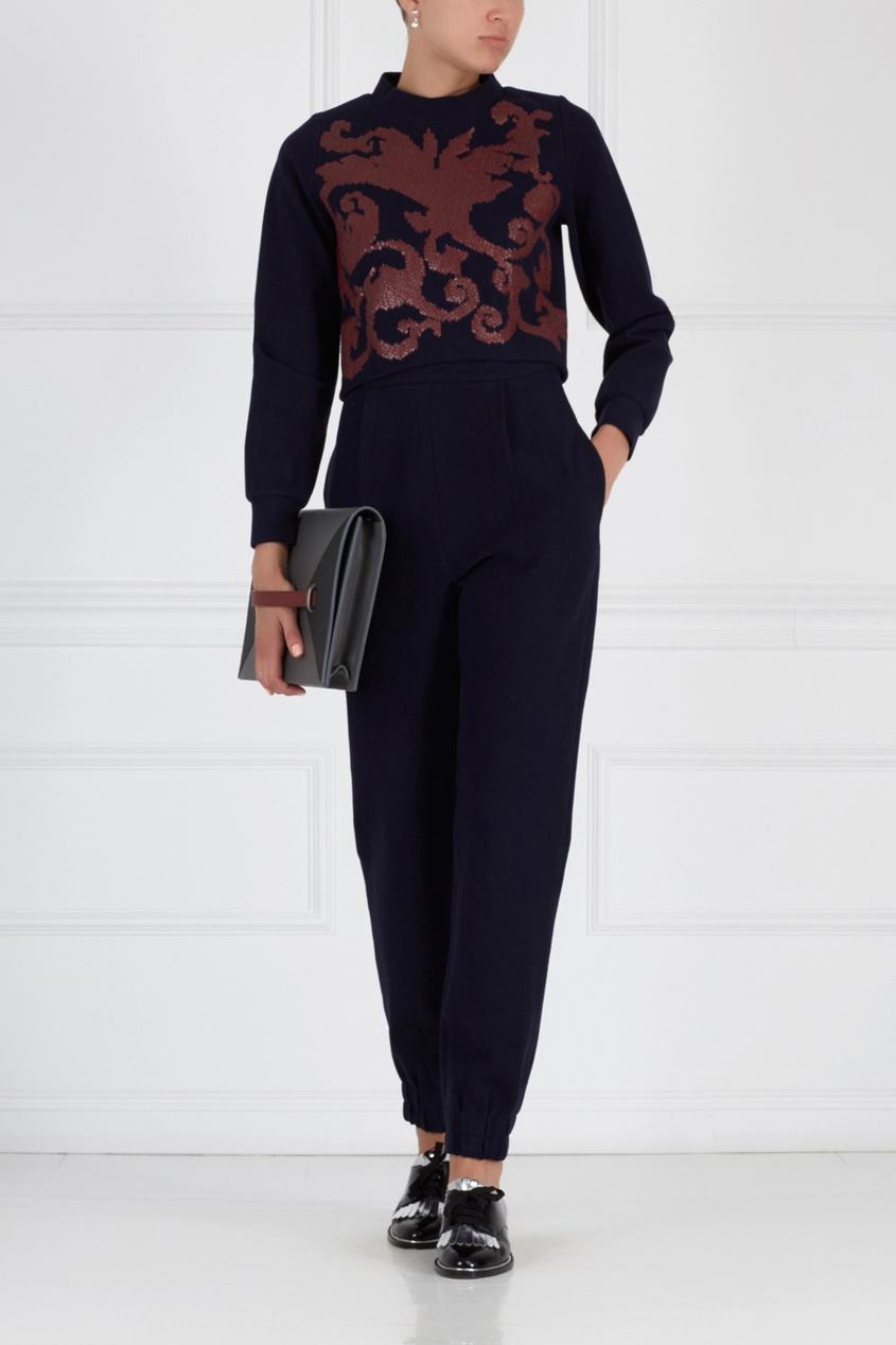 Asian Spirit Однотонные брюки Layton