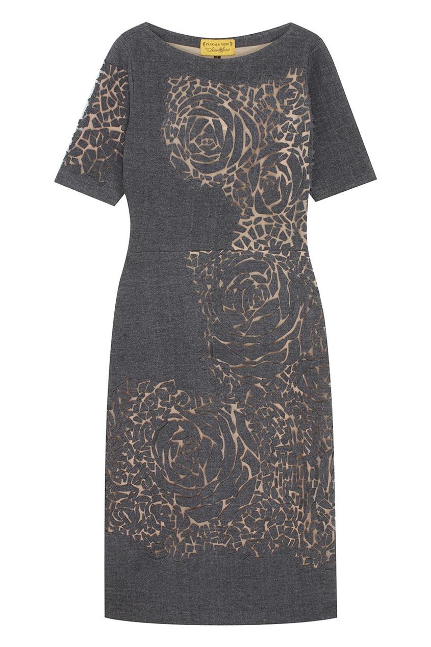 Платье-футляр Lovina