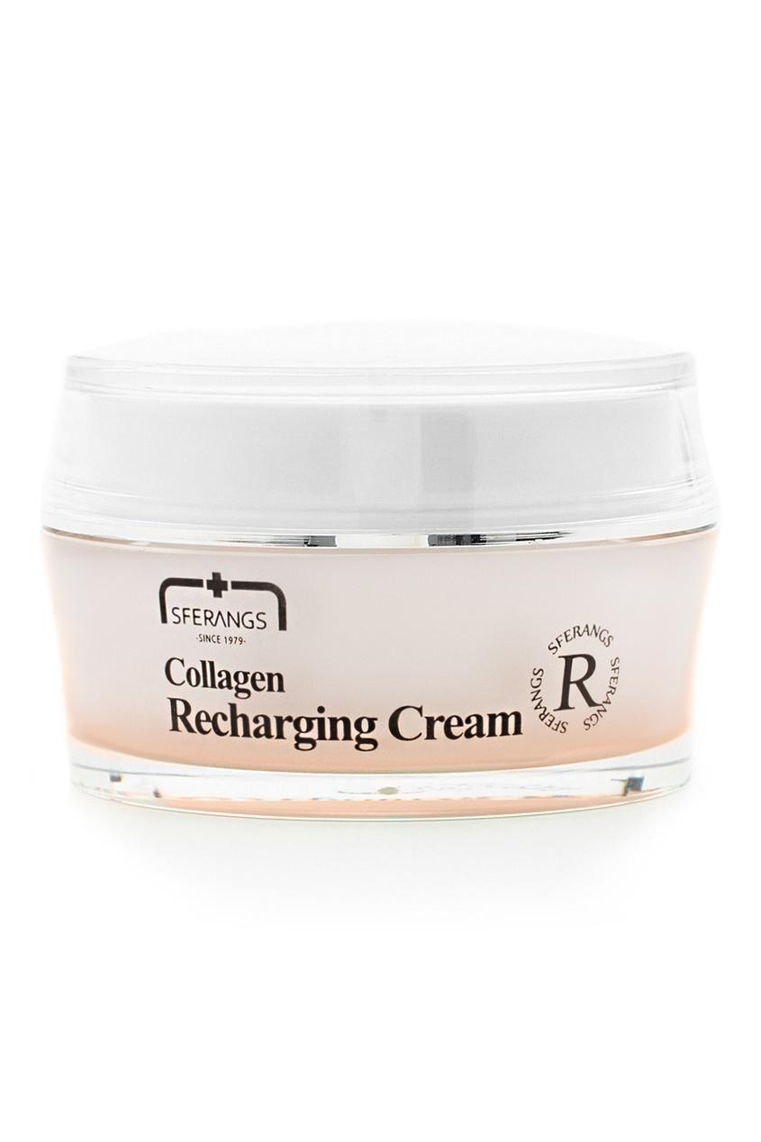 Крем для лица с коллагеном Collagen Recharging 50ml