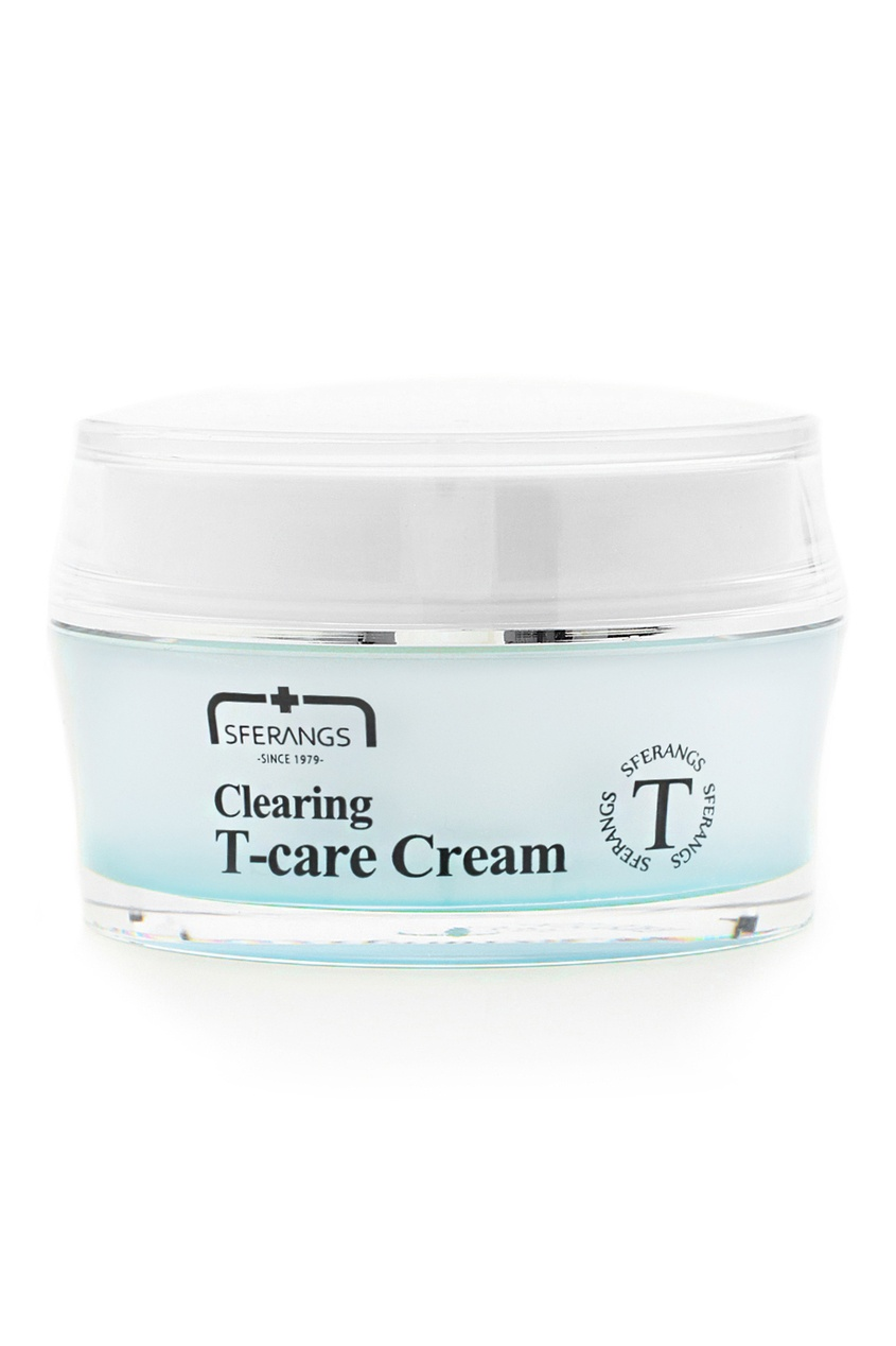 Крем для лица Clearing T-Care 50ml