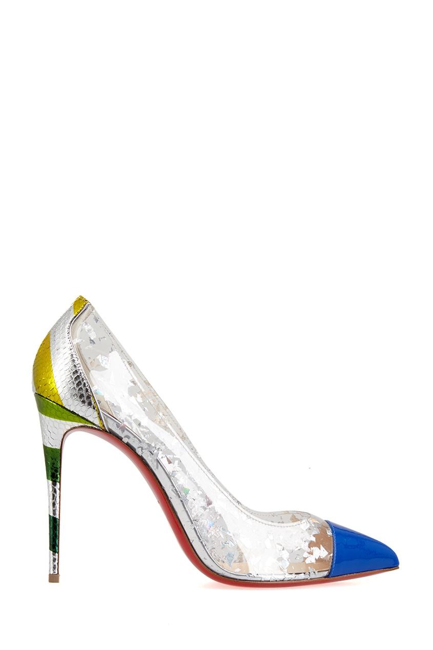 Кожаные туфли Debout 100