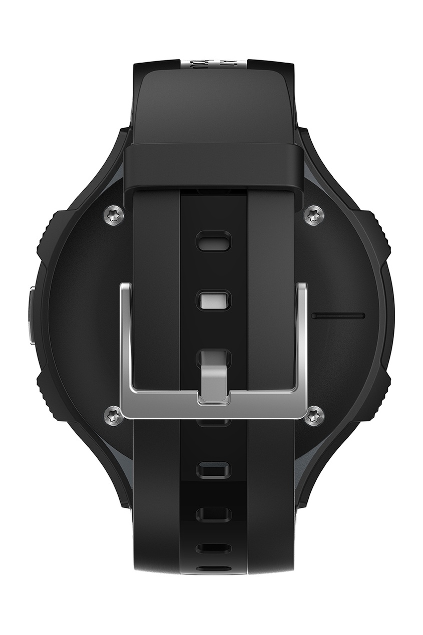 Фото 2 - Часы Alcatel OneTouch Watch Go черного цвета