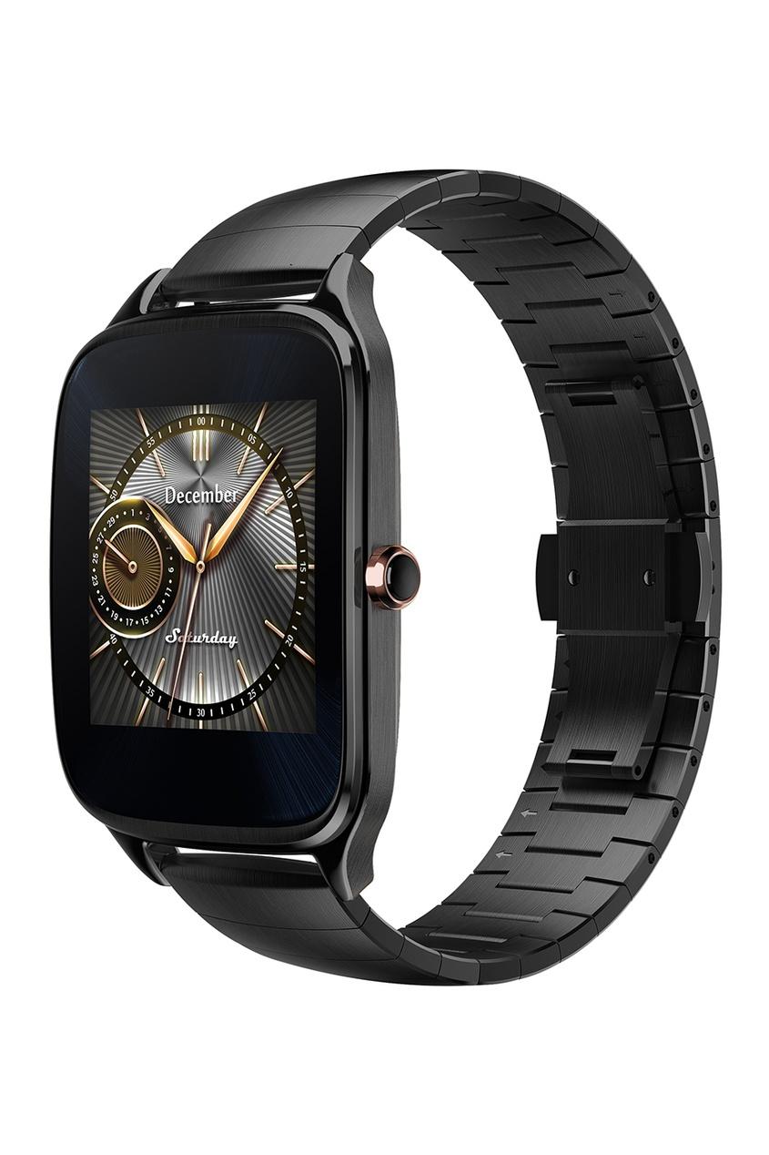 Фото 3 - Часы ASUS ZenWatch 2 серого цвета
