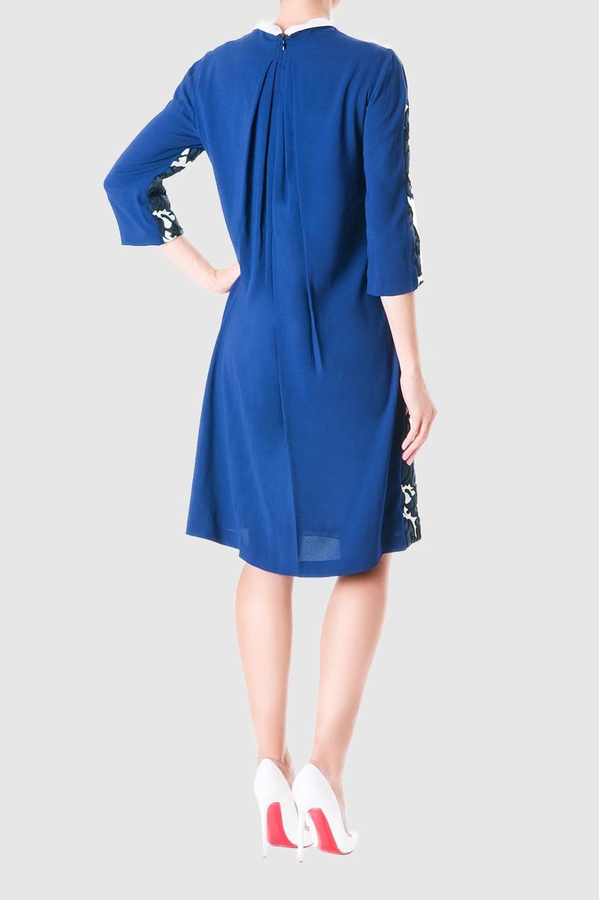 Платье с цветочным принтом от AIZEL