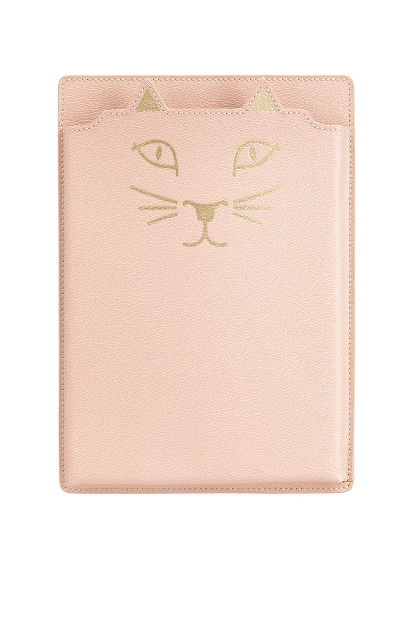Charlotte Olympia Чехол для Кожаный чехол для iPad Feline iPad Mini термокружка charlotte